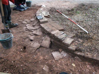 Excavating the icehouse
